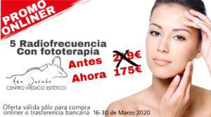 Radiofrecuencia Promocion Especial